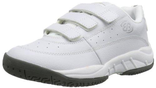 Bruetting RACKET V, Unisex-Erwachsene Sneakers, Weiß (WEISS), 43 EU (9 Erwachsene UK)