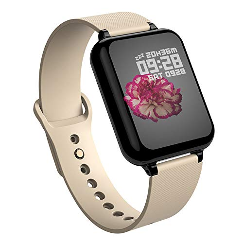 MOLINB Slim horloge Sport Smart Watch Life Waterdicht Android-horloge Dames Heren Slimme armband Hartslag Bloeddruk Smartwatch