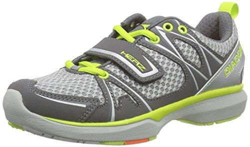 DiadoraHerz - Zapatos de Ciclismo de Carretera Unisex Adulto, Color Gris, Talla 38