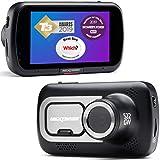 Nextbase 522GW - Car Dash Cam - Full HD DVR da 1440 p / 30 fps - Moduli di registrazione anteriore e posteriore - Angolo di visione ampio 140 ° - Wi-Fi e Bluetooth - Alexa – GPS