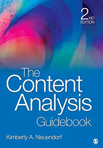The Content Analysis Guidebook, 2nd Edition Front Cover