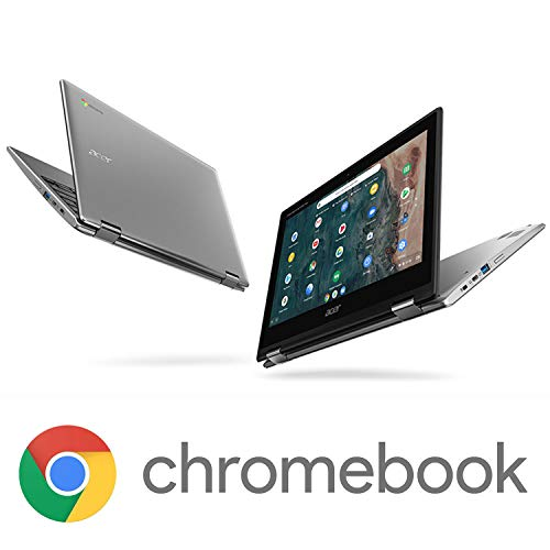 Acer Chromebook Spin 311 | CP311-2H (11,6″, HD, IPS Touchscreen, Celeron N4020, 4GB, 32GB eMMC) - 2