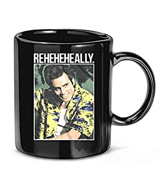 ZRAEYENYCOUT Ace #Ventura Pet Detective Really #Jim Carrey Comedy Coffee Mug for Women and Men Tea Cups
