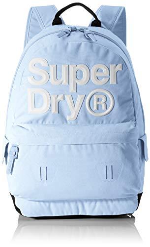 Superdry Damen Edge Montana Rucksackhandtasche Blau (Pastel Blue)