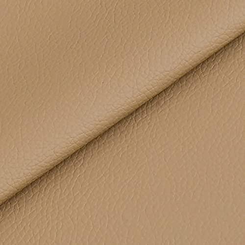 SHUAIGE Tela de cuero sintético de tela de cuero artificial, patrón de lujo, multicolor, grosor de muebles, 0,5 mm, bolsa suave hecha a mano (tamaño: 1,6 m x 1 m) (tamaño: 1,6 m x 2 m, color: 5)