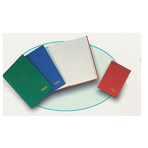 Pigna 02068641R Rubriche Monocromo Cartonate, 1 rubrica da 96 fogli, colori assortiti