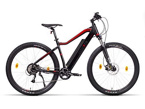 Fitifito MT29 Elektrofahrrad Mountainbike E-Bike 48V 250W Rear Cassette Motor; 48V13Ah 624W Lithium-Ionen