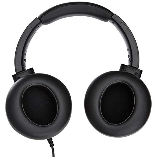 AmazonBasics, cuffie Over-Ear, Bluetooth padiglioni