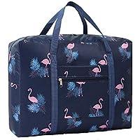 Fanwill Waterproof Sport Duffle Weekender Overnight Foldable Travel Bag for Women