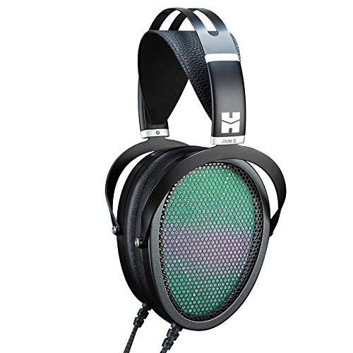 HiFiman Jade II Elektrostatischer Kopfhörer, offene Rückseite (benötigt separaten elektrostatischen Verstärker)