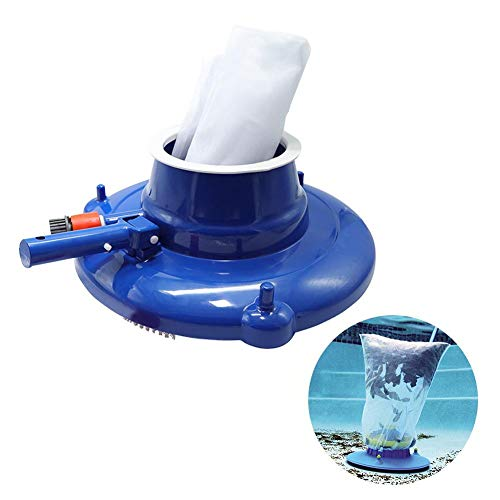 New Rhinoon Jet Swimming Pool Vacuum Cleaner - Swimming Pool Cleaner Portable Swimming Pool Pond Fou...