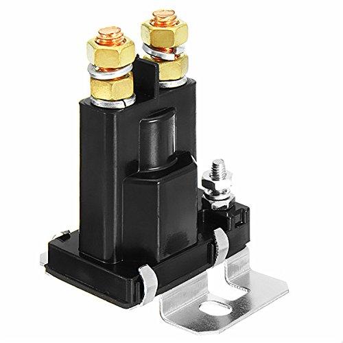 KUNSE 12V 500A AMP 4 Pin DC Hoog Huidig Relais Contactor Aan/Uit draaibank Auto Power Switch