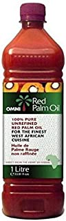 Red Palm Oil (100% Pure) - 33.81 Oz.