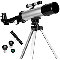 OQXH Astronomy Beginners Capable of 90x Magnification Telescope