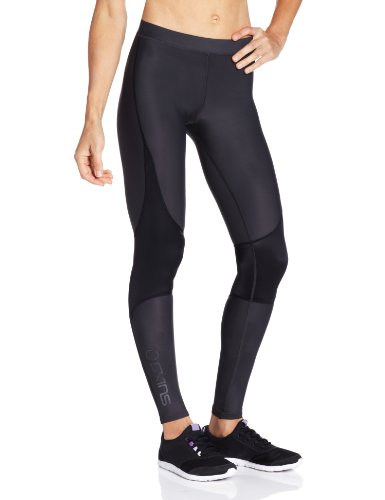 SKINS Women's Ry400 Recovery Long Tights , Graphite, MH