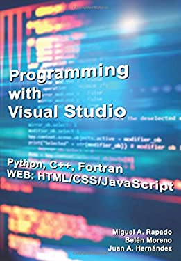 Programming with Visual Studio: Fortran & Python & C++