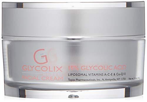 Topix Pharm Glycolix Elite Facial Cream, 15 Percent, 1.6 Fluid Ounce