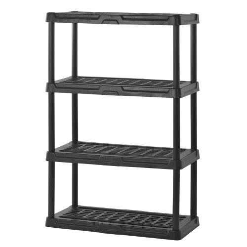Our #2 Pick is the Sandusky Lee PS361856-4B Plastic Garage Shelving