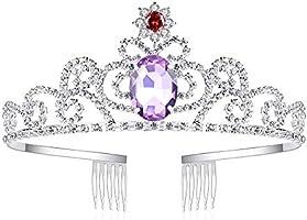 30% off Lovelyshop Diamond Rhinestone Tiara Princess Crowns