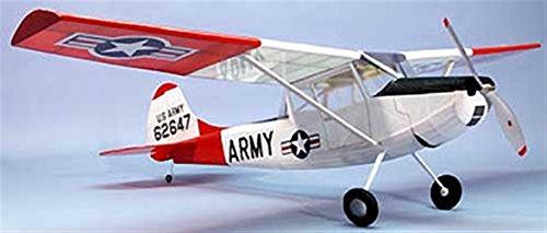 L19 Bird Dog Wooden Airplane Kit 40' Wingspan Dumas
