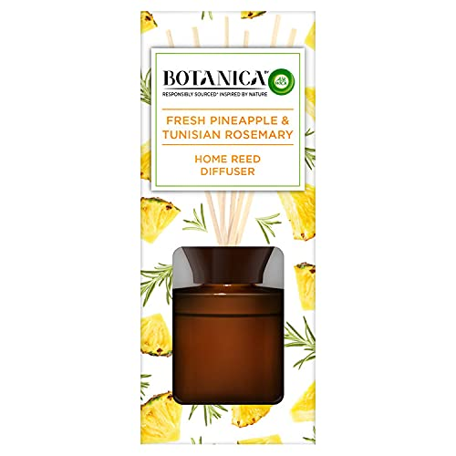 BOTANICA by Air Wick Air Freshener Reed Diffuser Fresh Pineapple and...