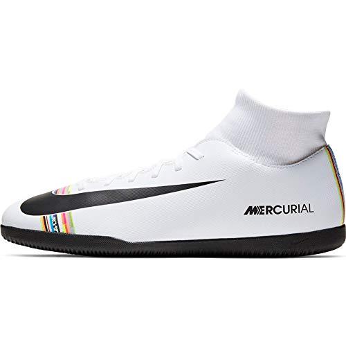 Nike Mens Superfly 6 Club IC Sport Field Soccer Shoes White 11 Medium (D)