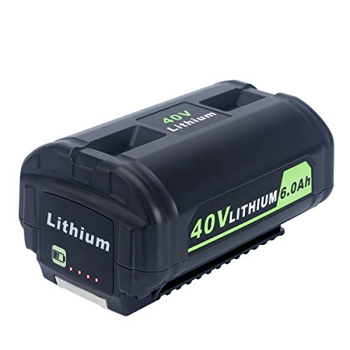 Replacement Ryobi 40V Battery 6.0 Ah