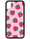 Wildflower Limited Edition Cases for iPhone XR (Strawberries)