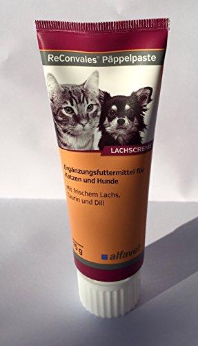 ReConvales Päppelpaste - für Hunde & Katzen,75g