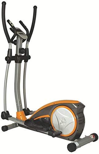 Cross Trainer Maschine Ellipsentrainer Fitness Control Ellipsentrainer Workout Cardio Trainingsgerät Mit LCD Monitor