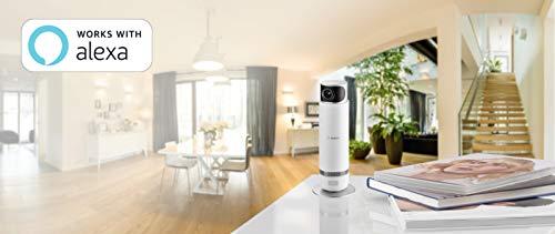 Bosch : Caméra de surveillance 360 sans fil WIFI 3
