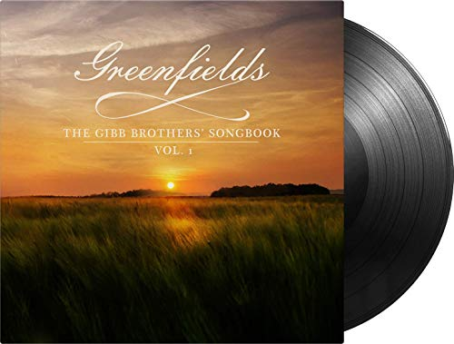 Album Art for Greenfields: The Gibb Brothers' Songbook (Vol. 1) [2 LP] by Barry Gibb