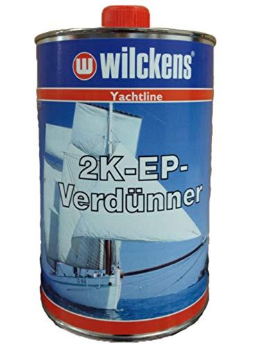 Wilckens 2K EP Epoxid Verdünner 1 Liter
