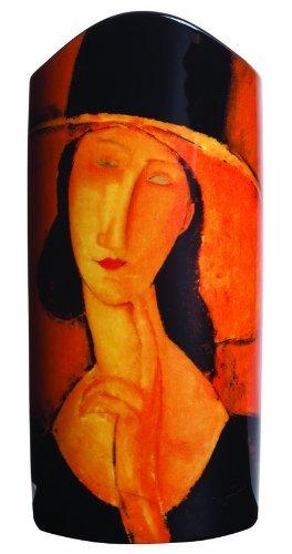 John Beswick Modigliani Jean Hebuterne Art Vase H=24.5cm Parastone SDA18 by Art Vase