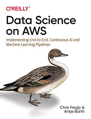 Data Science on AWS: Implementing End-to-End, Continuous AI and Machine Learning Pipelines Front Cover