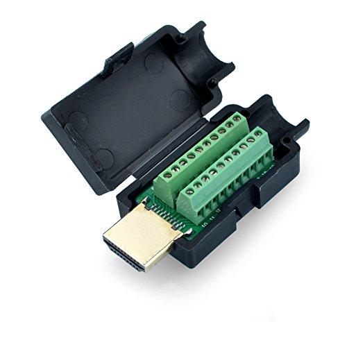 Sienoc 3m 300cm rallonge pour RGB LED Strip 4 broches connecteur adapt/é /à la bande de la bande LED RGB