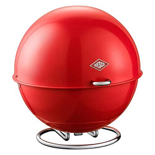 Wesco Aufbewahrungsbehältnis Superball 26x26cm rot