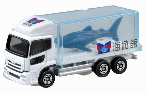トミカ No.069 水族館トラック サメ (ブリスター)
