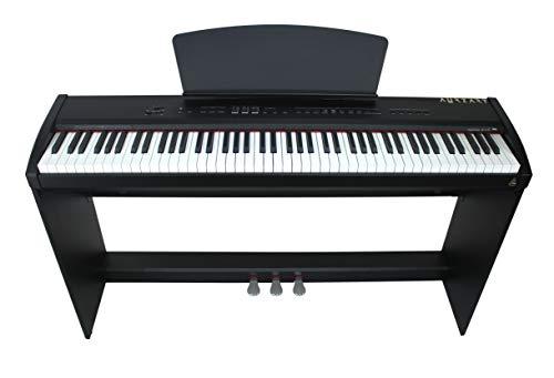 AURZART AZ-11 88 Keys Hammer Action Digital Piano With Free Piano bench