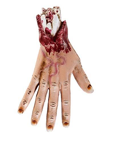 Horror-Shop main zombie sanglant
