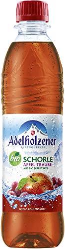 Adelholzener Bio Bio Schorle Apfel Traube (2 x 500 ml)