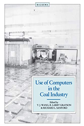 Use of Computers in the Coal Industry 1986