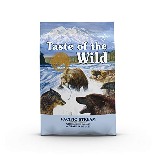 Taste Of The Wild pienso para perros con Salmon ahumado 12,2 kg Pacific Stream 🔥