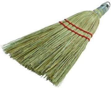 10 in. Corn 12-Case Broom Whisk Today's Houston Mall only