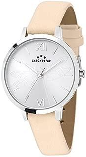 Chronostar R3751267508 Glamour Year Round Analog Quartz Orange Watch