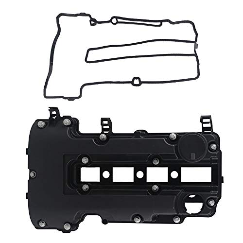WATERWICH Compatible with Engine Valve Cover Chevy Cruze Sonic Buick Encore 1.4L 2011 2012 2013 2014 2015 2016 2017 Compatible with GM 25198874 55573746