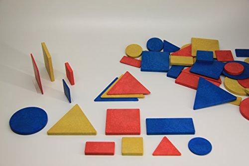 WISSNER aktiv lernen - Bloques lógico - RE-Wood