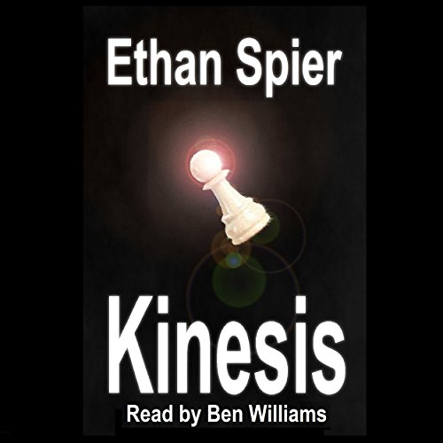 Kinesis audiobook cover art