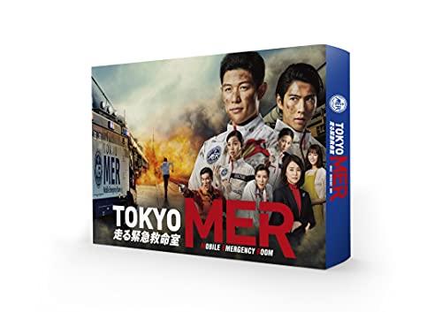 【Amazon.co.jp限定】TOKYO MER~走る緊急救命室~ Blu-ray BOX(オリジナルラゲッジタグ付)