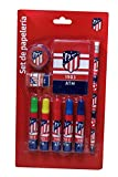 C Y P Set papeleria Atletico Madrid 9pz
